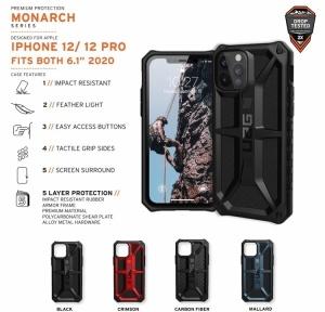 Ốp UAG Monarch Series iPhone 12 Promax (chính hãng)